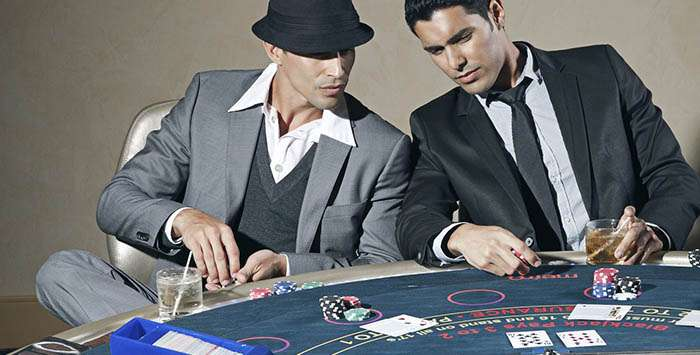 Table Poker Strategi