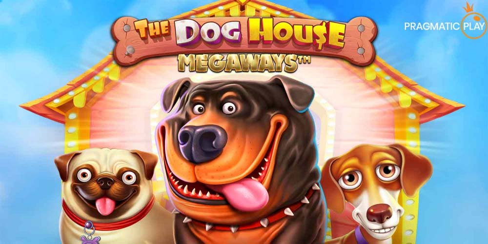 Doghouse Megaways med 117.649 ways to win - ny fra Pragmatic Play