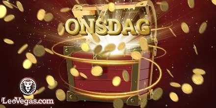 Onsdags Free Spins Se Hvilke Casino Bonusser Du Kan Fa I Dag