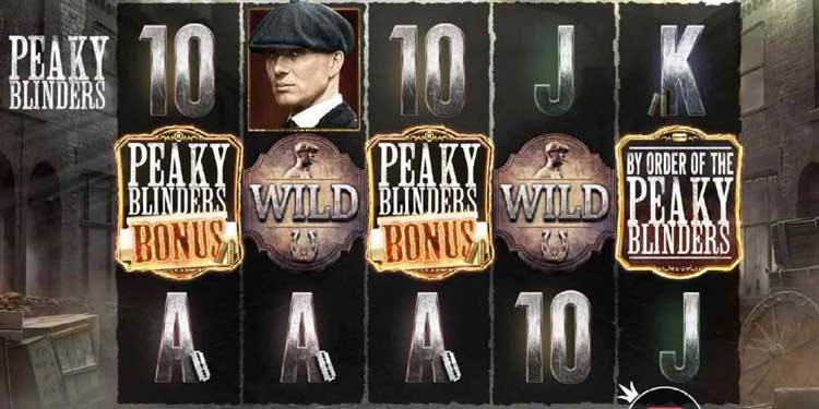 Ny slot release: Peaky Blinders spilleautomat fra Pragmatic Play