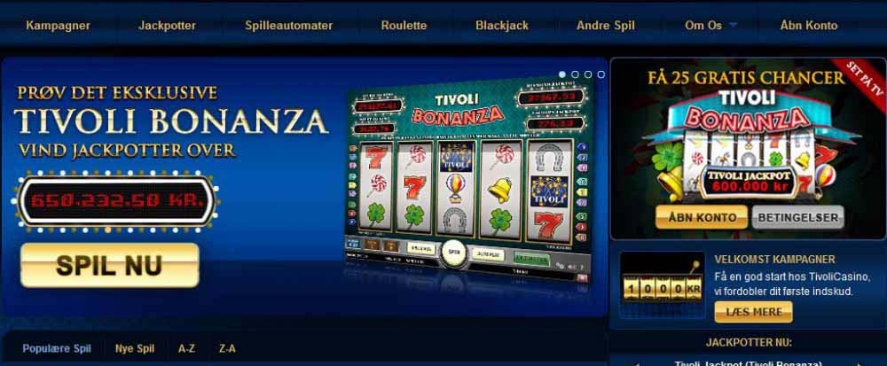 Tivoli Casino Gratis Spin