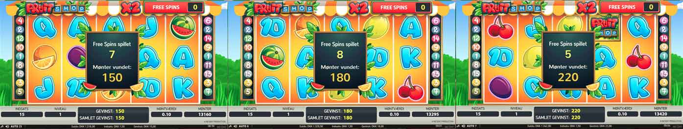 Free Spins Galore
